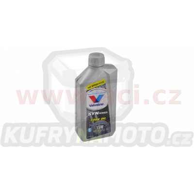 VALVOLINE SYNPOWER FORK OIL 15W tlumičový olej pro motocykly 1 l