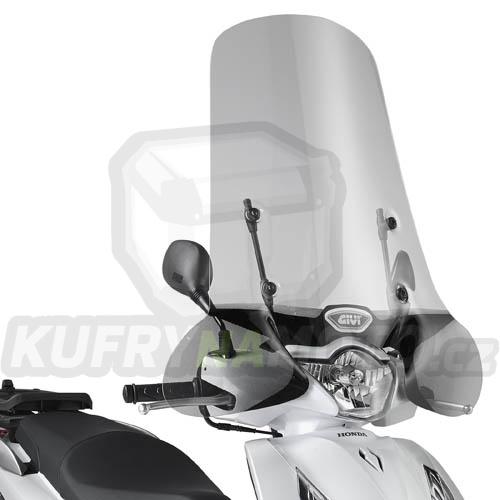 Montážní sada – držák pro plexisklo Kappa Honda SH 150 i ABS 2012 – 2016 K2166-A1117A