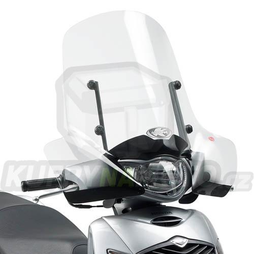 Plexisklo Kappa Honda SH 125 i 2009 – 2012 K2314-313A