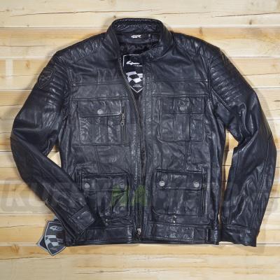 4SR moto GANGSTER BLACK