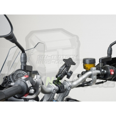 Držák úchyt GPS RAM kit SW Motech Suzuki SV 1000 2003 - 2005 WVBX GPS.00.308.30300/B-BC.13136