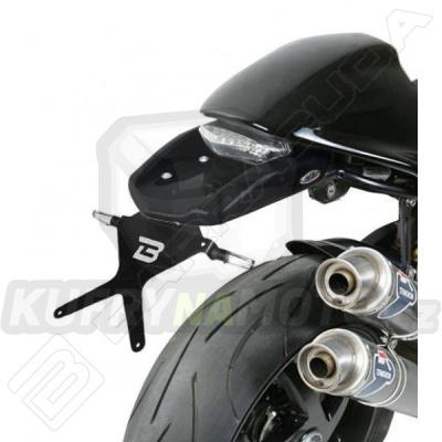 SKLOPNÝ DRŽÁK SPZ Barracuda Ducati Monster S 2 R 800 všechny r.v.