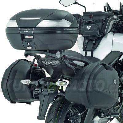 Montážní sada držák – nosič kufru bočních Kappa Kawasaki Versys 650 2015 – 2017 K1694-IN4114KIT