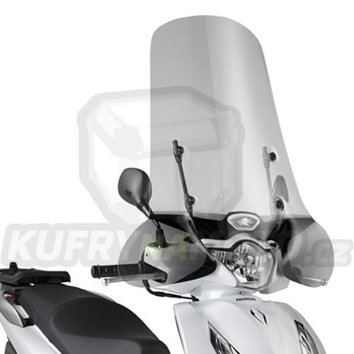 Plexisklo Kappa Honda SH 125 i ABS 2012 – 2016 K2499-1117A