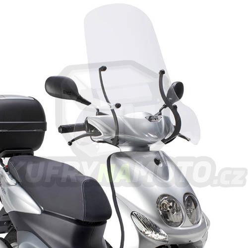 Montážní sada – držák pro plexisklo Kappa MBK Ovetto 50 2008 – 2014 K2126-A285A