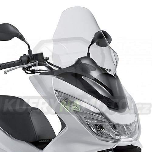 Plexisklo Kappa Honda PCX 125 2014 – 2017 K1446-KD1136ST