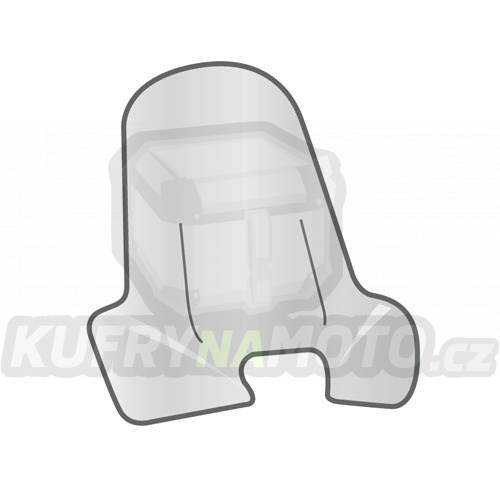 Plexisklo Kappa Keeway Outlook 125 2009 K2489-120A