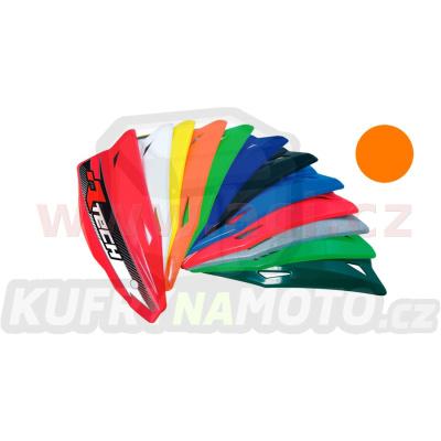 plasty krytů páček VERTIGO, RTECH (neon oranžové, pár)