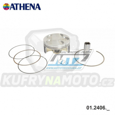 Píst Yamaha YZF250 / 01-07 + WRF250 / 01-13 + Gas-Gas EC250F / 10-16 - rozměr 76,97mm