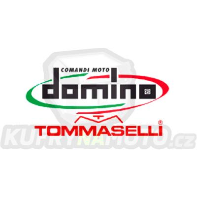 Klema brzdové spojkové páčky se závitem pro zrcátko Domino Tommaselli