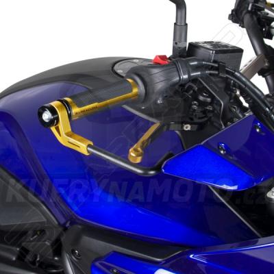 HLINÍKOVÝ KONEC PÁČEK STŘÍBRNÝ pár Barracuda Yamaha MT - 09 850 2014 – 2016