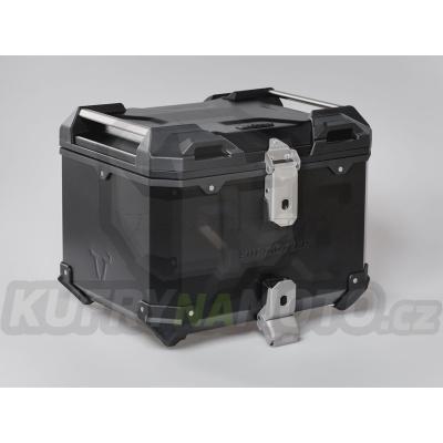 Hliníkový kufr horní top box TRAX Adventure 38 litrů černý TRAX ADV SW Motech ALK.00.733.15000/B