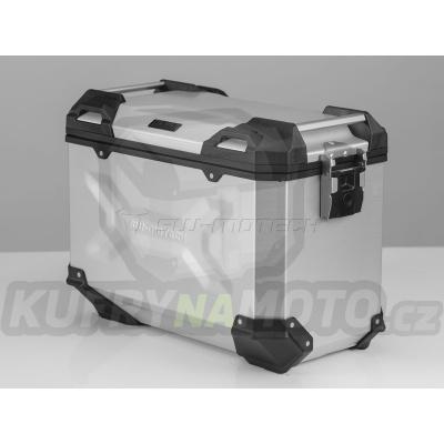 Hliníkový kufr boční TRAX Adventure 45 litrů stříbrný pravý TRAX ADV L SW Motech ALK.00.733.10000R/S