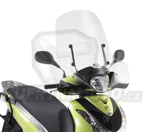 Montážní sada – držák pro plexisklo Kappa Honda SH 125 i 2009 – 2012 K2101-A315A