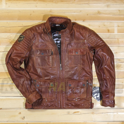 4SR moto GANGSTER BROWN