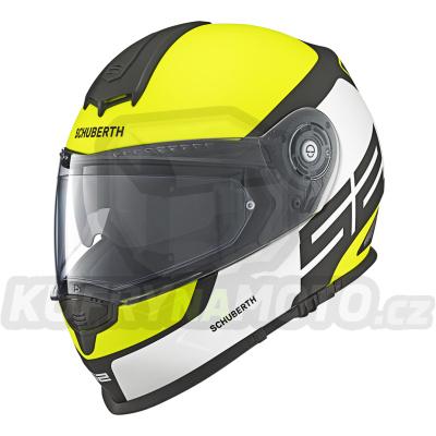 Integrální přilba SCHUBERTH S2 Sport Elite Yellow