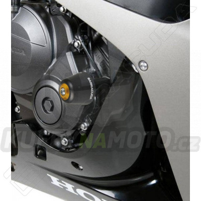 PADACÍ PROTEKTORY - NÁHRADNÍ ŠPUNTY PVC pár Barracuda Honda CBR 600 RR 2007 - 2012