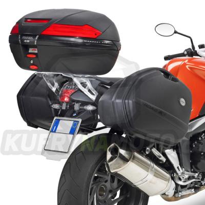 Montážní sada držák – nosič kufru bočních Kappa Bmw K 1200 R 2005 – 2008 K885-KLXR691