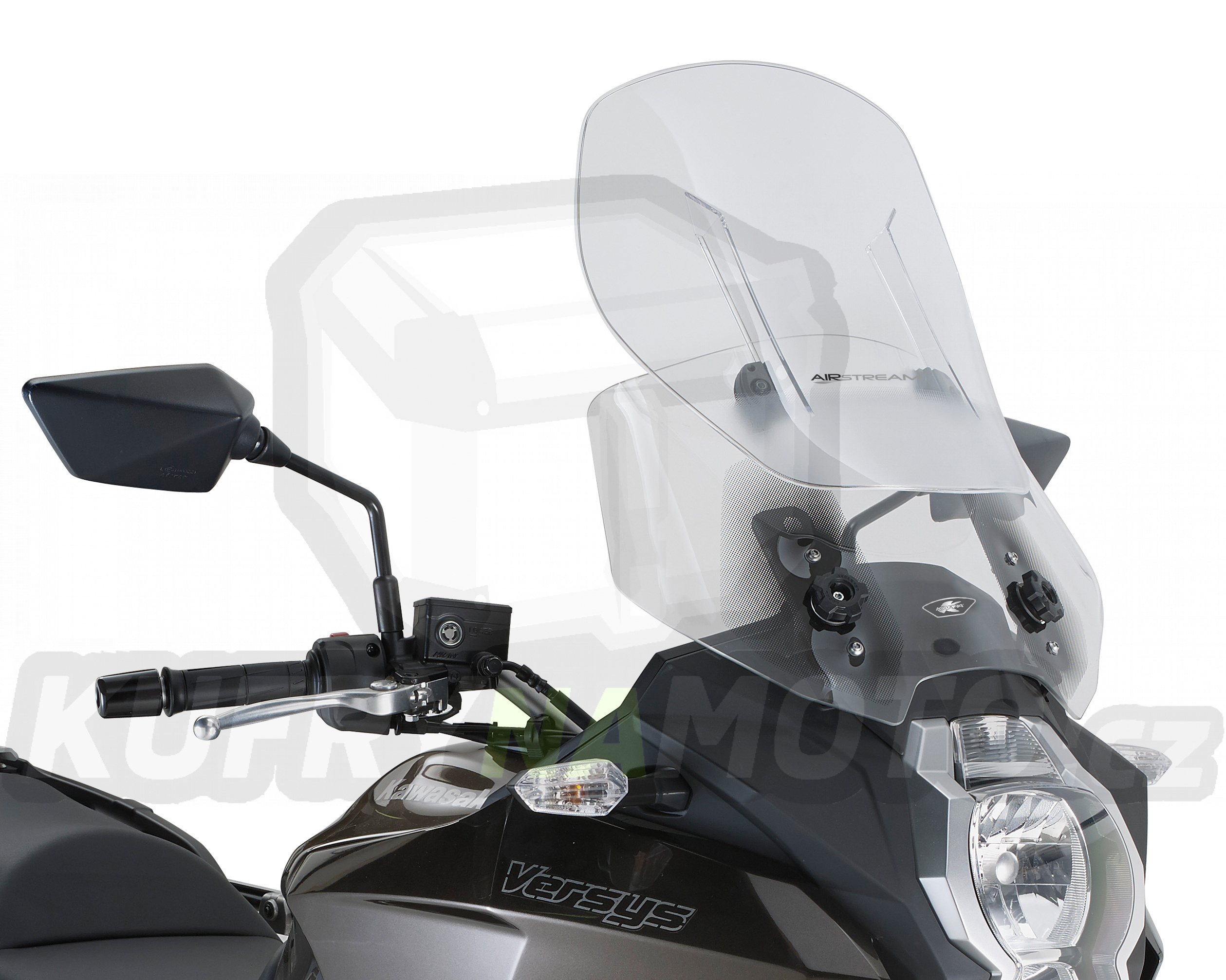 Plexisklo Kappa Kawasaki Versys 650 2015 – 2017 K1508-KAF4105