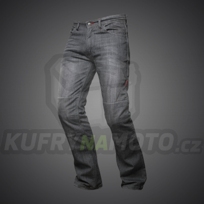 4SR moto kevlar jeans COOL GREY