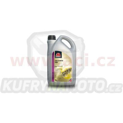 MILLERS OILS TRX Synth 75w GL5 - plně syntetický olej pro převodovky 5 l