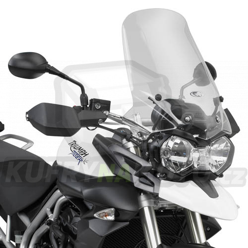 Plexisklo Kappa Triumph Tiger 800 2011 – 2017 K2234-6401DT
