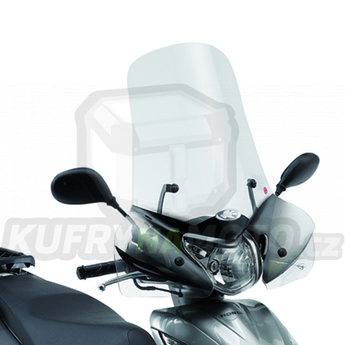 Plexisklo Kappa Honda SH 300 i 2007 – 2010 K2328-308A
