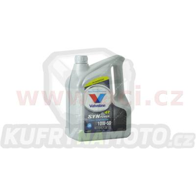 VALVOLINE SYNPOWER 4T 10W50 plně syntetický 4 l