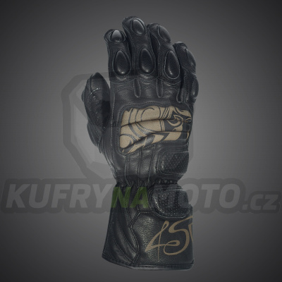 4SR moto rukavice SG LADY BLACK