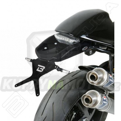 SKLOPNÝ DRŽÁK SPZ Barracuda Ducati Monster 600 všechny r.v.