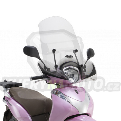 Montážní sada – držák pro plexisklo Kappa Honda SH Mode 125 2013 – 2017 K2164-A1125A