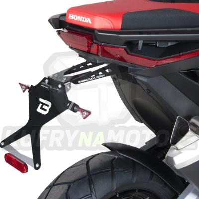 KIT a SKLOPNÝ DRŽÁK SPZ Barracuda Honda X – ADV 750 2017