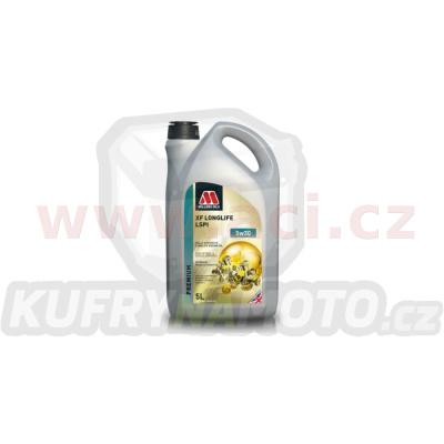 MILLERS OILS XF Longlife LSPI 5W30, plně syntetický motorový olej, 5 l