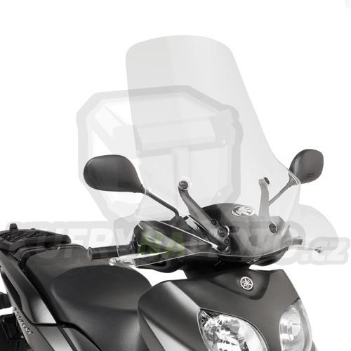Plexisklo Kappa MBK Oceo 150 2012 – 2014 K1399-KD2102ST