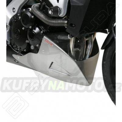 Podmotorový klín STŘÍBRNÝ Barracuda Suzuki GSR 600 všechny r.v.