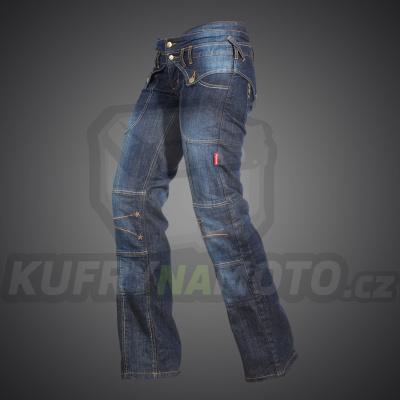 4SR moto kevlar jeans JEANS LADY STAR