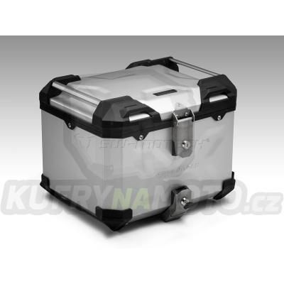 Hliníkový kufr horní top box TRAX Adventure 38 litrů stříbrný TRAX ADV SW Motech ALK.00.733.15000/S