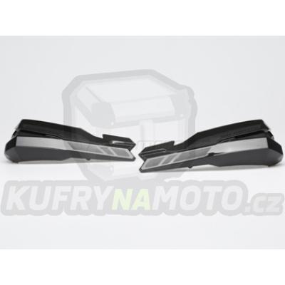 Kryty páček chrániče rukou Kobra černá SW Motech Suzuki SV 1000 2003 - 2005 WVBX HPR.00.220.25000/B-BC.14512