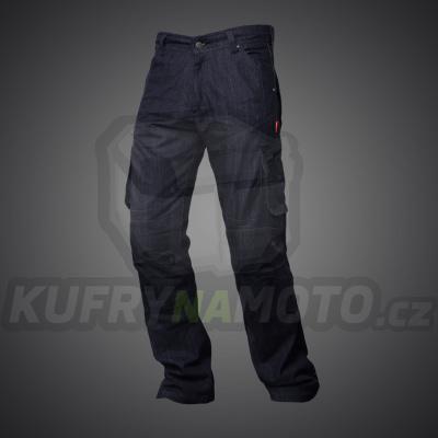 4SR moto kevlar jeans CARGO IRON GREY