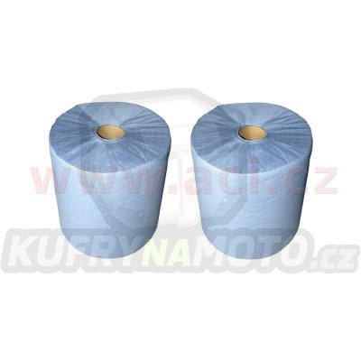 Průmyslové dvouvrstvé utěrky (dvě role) - šíře 28 cm, délka 2x190 m (sada 2 ks)