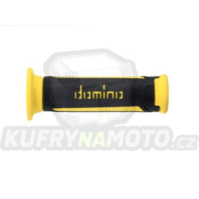 Rukojeti gripy Domino Tommaselli turismo barva antracit žlutá