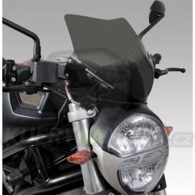 Plexisklo štít AEROSPORT Barracuda Ducati Monster 796 všechny r.v.