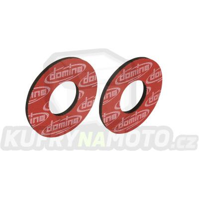 Sada mechovek červené Domino Tommaselli