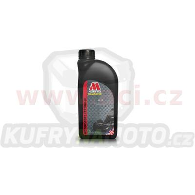 MILLERS OILS KR 2T - olej pro závodní motokáry a další 2T motroy homologace CIK-FIA 1 l