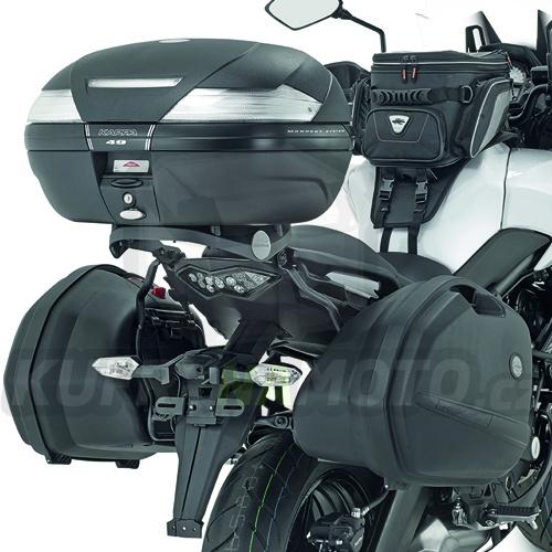 Montážní sada držák – nosič kufru bočních Kappa Kawasaki Versys 650 2015 – 2017 K941-KLX4114